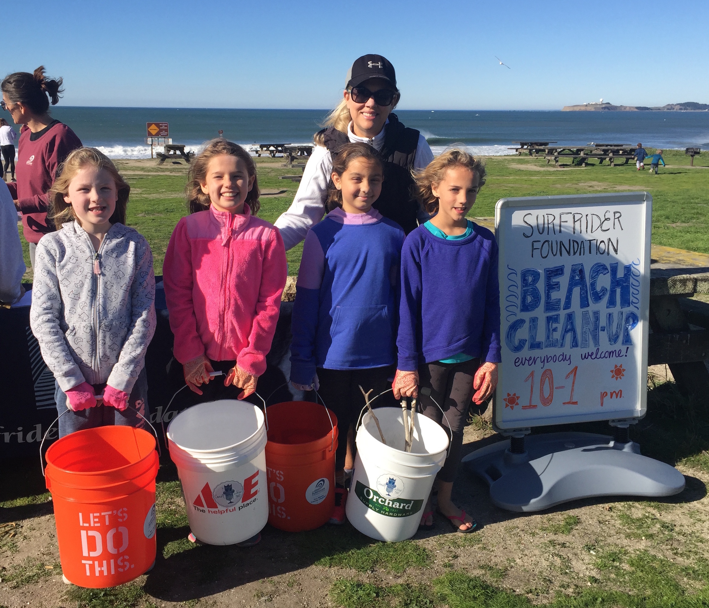 Beach Cleanup at Francis Beach | December 10